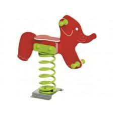 Wipkip veerfiguur olifant