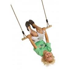 Houten trapeze recht