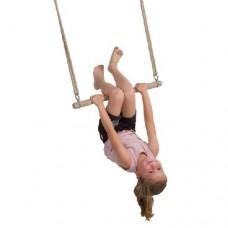 "Houten trapeze ""ergonomisch"""