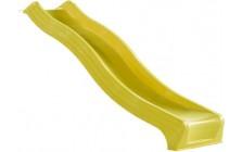 Glijbaan 240 cm. kleur geel