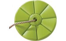Schotelschommel lime groen