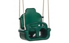 Babyzitje megroei model  groen - tijdelijk uitverkocht
