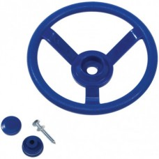Stuurwiel blauw